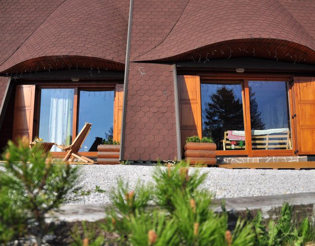 Family apartments Chalet Alpinka Slovenia.