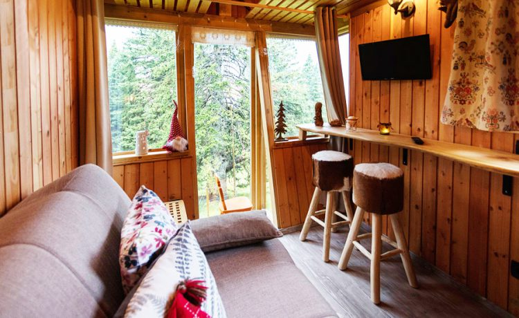 Apartments in nature, Alps and woods. Chalet Alpinka Slovenia.